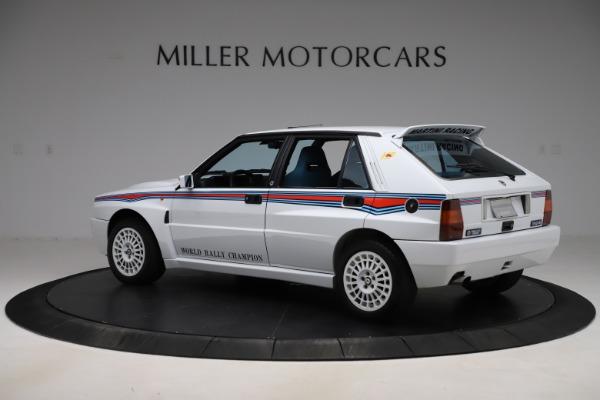 Used 1992 Lancia HF Integrale Evo 1 Martini 6 for sale $199,900 at Pagani of Greenwich in Greenwich CT 06830 4