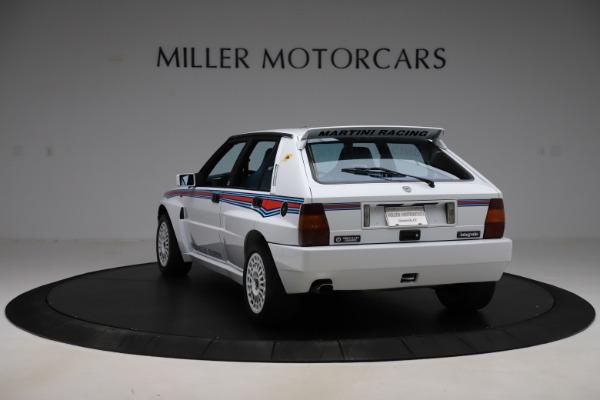Used 1992 Lancia Delta Integrale Evo 1 - Martini 6 for sale $188,900 at Pagani of Greenwich in Greenwich CT 06830 5