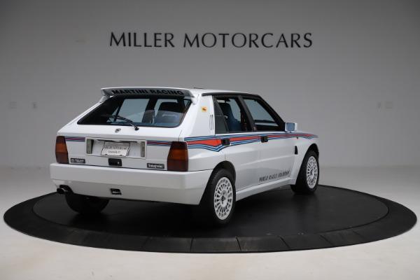 Used 1992 Lancia HF Integrale Evo 1 Martini 6 for sale $199,900 at Pagani of Greenwich in Greenwich CT 06830 7