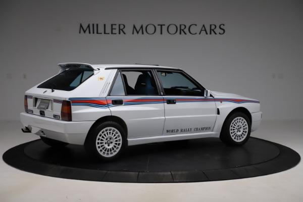 Used 1992 Lancia HF Integrale Evo 1 Martini 6 for sale $199,900 at Pagani of Greenwich in Greenwich CT 06830 8
