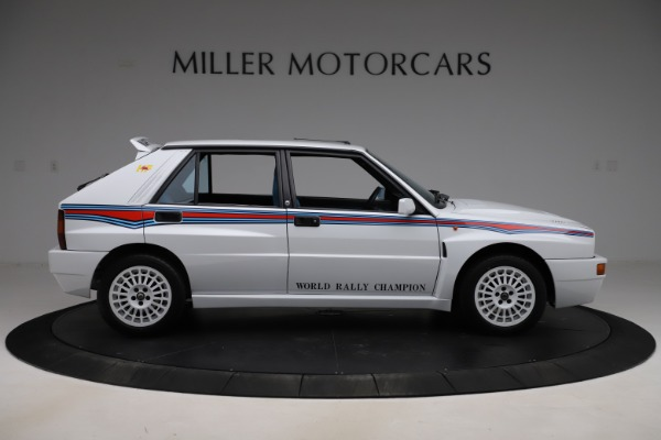 Used 1992 Lancia HF Integrale Evo 1 Martini 6 for sale $199,900 at Pagani of Greenwich in Greenwich CT 06830 9