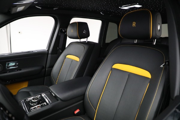 New 2020 Rolls-Royce Cullinan Black Badge for sale $436,275 at Pagani of Greenwich in Greenwich CT 06830 14
