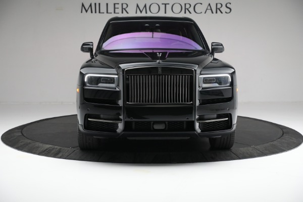 New 2020 Rolls-Royce Cullinan Black Badge for sale $436,275 at Pagani of Greenwich in Greenwich CT 06830 2