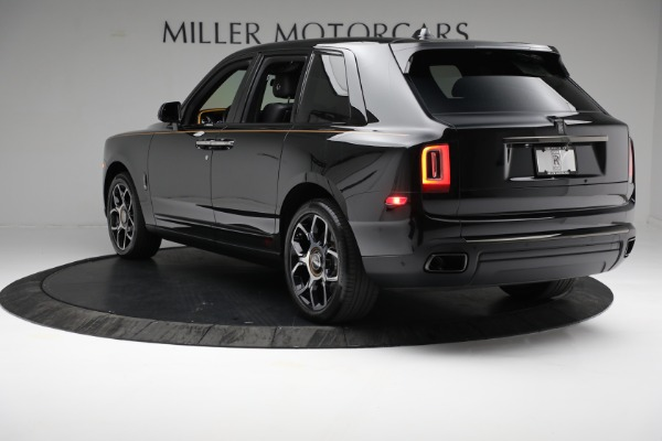 New 2020 Rolls-Royce Cullinan Black Badge for sale $436,275 at Pagani of Greenwich in Greenwich CT 06830 5