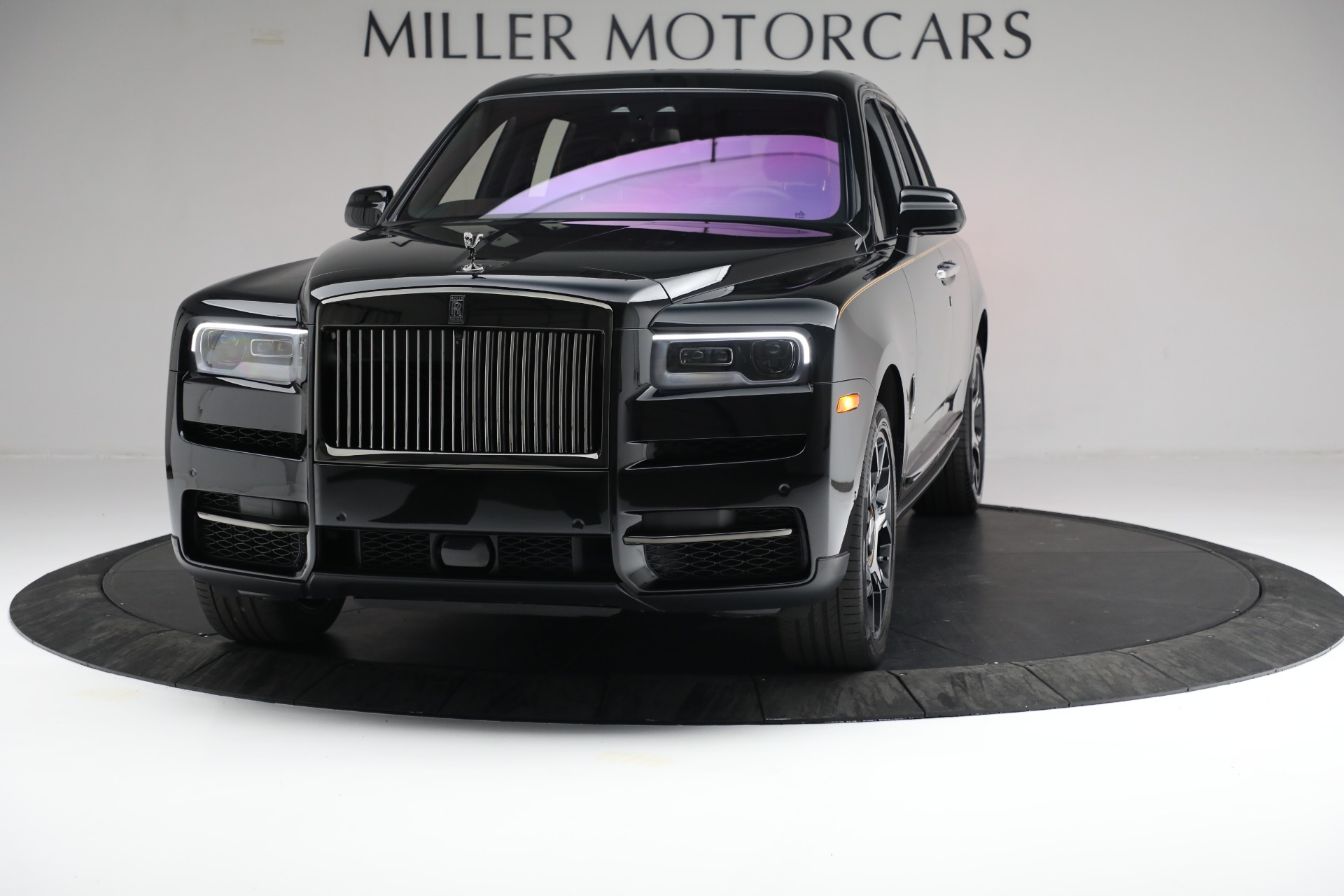 New 2020 Rolls-Royce Cullinan Black Badge for sale $436,275 at Pagani of Greenwich in Greenwich CT 06830 1