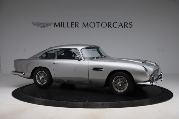 Used 1964 Aston Martin DB5 for sale Sold at Pagani of Greenwich in Greenwich CT 06830 10