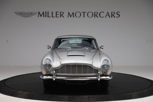 Used 1964 Aston Martin DB5 for sale Sold at Pagani of Greenwich in Greenwich CT 06830 12