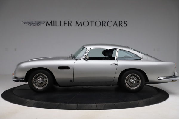 Used 1964 Aston Martin DB5 for sale Sold at Pagani of Greenwich in Greenwich CT 06830 3