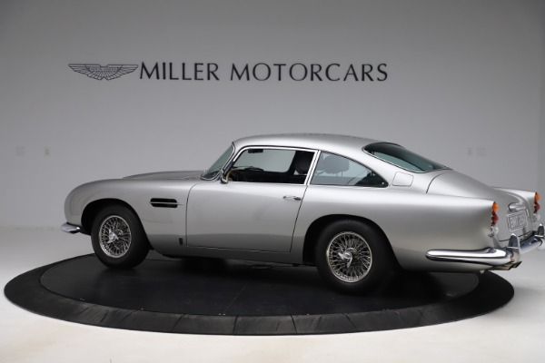 Used 1964 Aston Martin DB5 for sale Sold at Pagani of Greenwich in Greenwich CT 06830 4