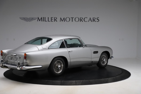 Used 1964 Aston Martin DB5 for sale Sold at Pagani of Greenwich in Greenwich CT 06830 8