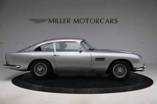 Used 1964 Aston Martin DB5 for sale Sold at Pagani of Greenwich in Greenwich CT 06830 9