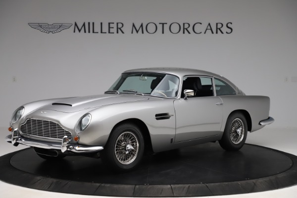 Used 1964 Aston Martin DB5 for sale Sold at Pagani of Greenwich in Greenwich CT 06830 1