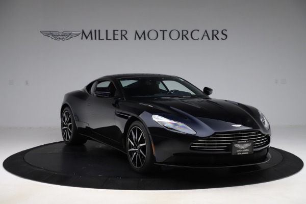 Used 2017 Aston Martin DB11 V12 for sale Sold at Pagani of Greenwich in Greenwich CT 06830 11
