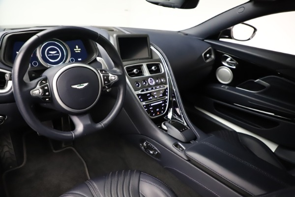 Used 2017 Aston Martin DB11 V12 for sale Sold at Pagani of Greenwich in Greenwich CT 06830 13