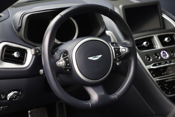 Used 2017 Aston Martin DB11 V12 for sale Sold at Pagani of Greenwich in Greenwich CT 06830 16
