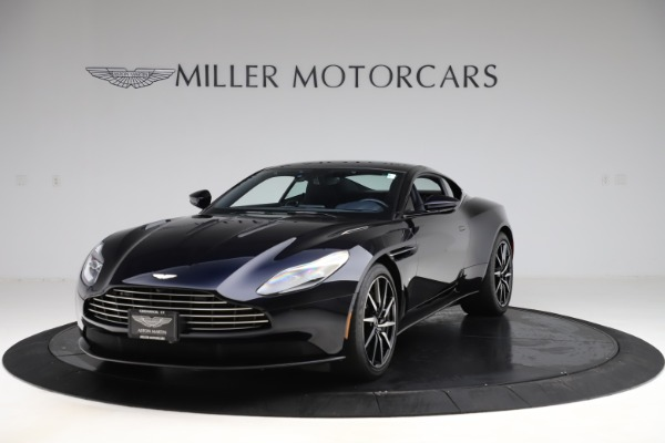 Used 2017 Aston Martin DB11 V12 for sale Sold at Pagani of Greenwich in Greenwich CT 06830 2