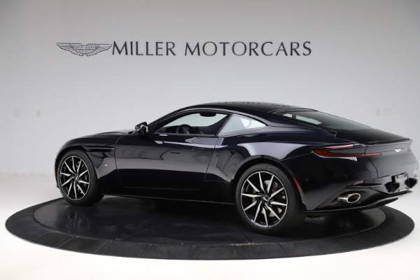 Used 2017 Aston Martin DB11 V12 for sale Sold at Pagani of Greenwich in Greenwich CT 06830 4