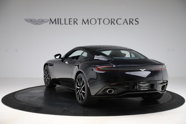 Used 2017 Aston Martin DB11 V12 for sale Sold at Pagani of Greenwich in Greenwich CT 06830 5