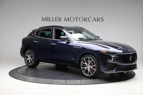 New 2019 Maserati Levante S GranSport for sale Sold at Pagani of Greenwich in Greenwich CT 06830 10