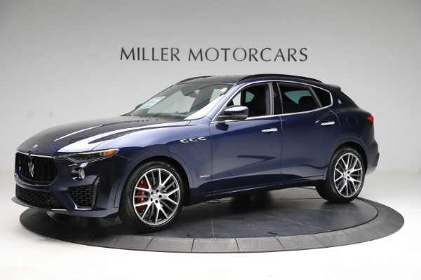 New 2019 Maserati Levante S GranSport for sale Sold at Pagani of Greenwich in Greenwich CT 06830 2