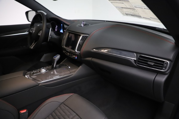 New 2019 Maserati Levante S GranSport for sale Sold at Pagani of Greenwich in Greenwich CT 06830 22