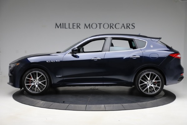New 2019 Maserati Levante S GranSport for sale Sold at Pagani of Greenwich in Greenwich CT 06830 3