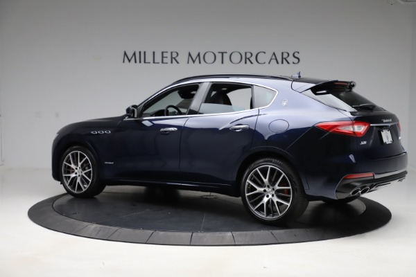 New 2019 Maserati Levante S GranSport for sale Sold at Pagani of Greenwich in Greenwich CT 06830 4