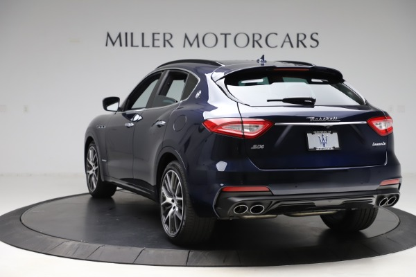 New 2019 Maserati Levante S GranSport for sale Sold at Pagani of Greenwich in Greenwich CT 06830 5