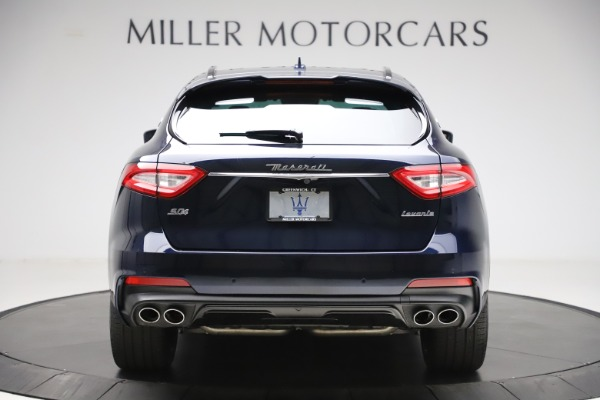 New 2019 Maserati Levante S GranSport for sale Sold at Pagani of Greenwich in Greenwich CT 06830 6