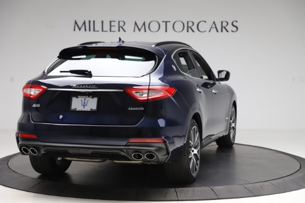 New 2019 Maserati Levante S GranSport for sale Sold at Pagani of Greenwich in Greenwich CT 06830 7