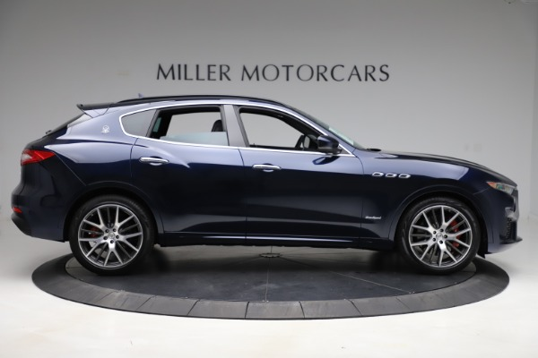 New 2019 Maserati Levante S GranSport for sale Sold at Pagani of Greenwich in Greenwich CT 06830 9