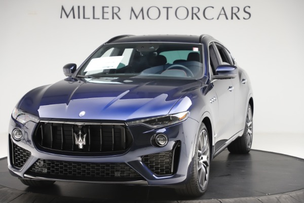 New 2019 Maserati Levante S GranSport for sale Sold at Pagani of Greenwich in Greenwich CT 06830 1