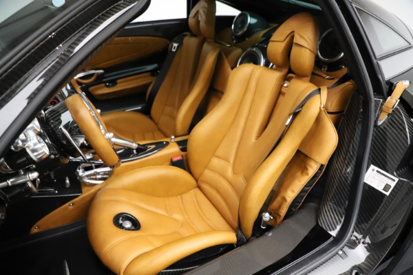 Used 2014 Pagani Huayra Tempesta for sale $2,195,000 at Pagani of Greenwich in Greenwich CT 06830 15