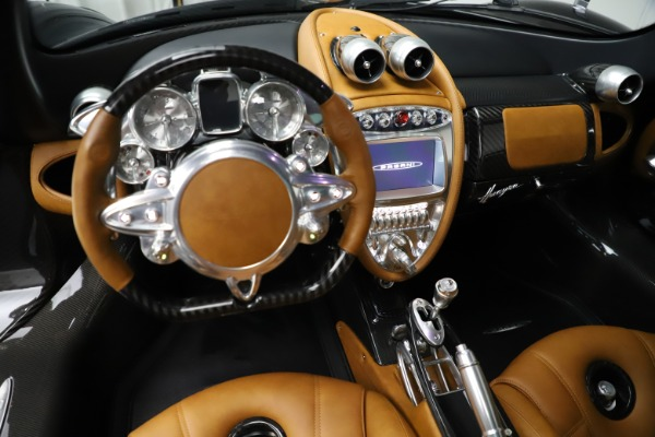 Used 2014 Pagani Huayra Tempesta for sale $2,195,000 at Pagani of Greenwich in Greenwich CT 06830 16