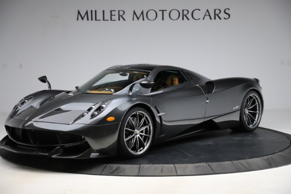 Used 2014 Pagani Huayra Tempesta for sale $2,195,000 at Pagani of Greenwich in Greenwich CT 06830 2