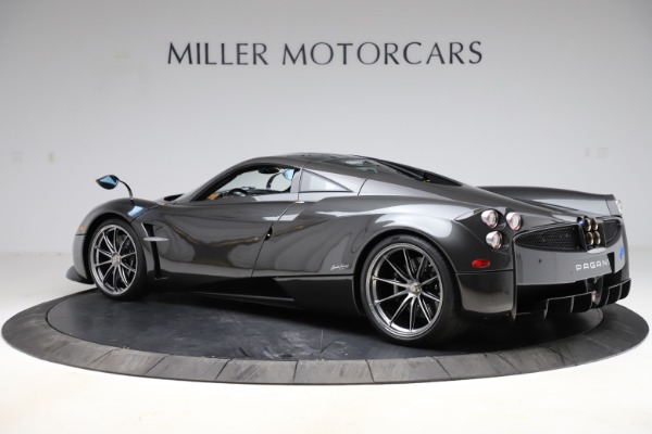 Used 2014 Pagani Huayra Tempesta for sale $2,195,000 at Pagani of Greenwich in Greenwich CT 06830 4
