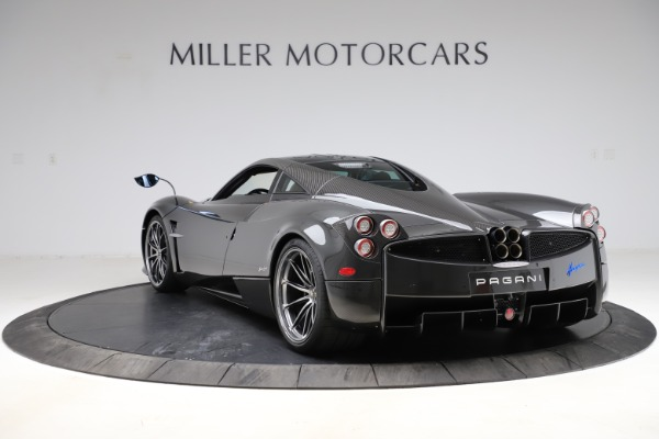 Used 2014 Pagani Huayra Tempesta for sale $2,195,000 at Pagani of Greenwich in Greenwich CT 06830 5