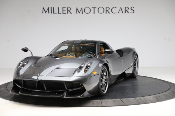 Used 2014 Pagani Huayra Tempesta for sale $2,195,000 at Pagani of Greenwich in Greenwich CT 06830 1