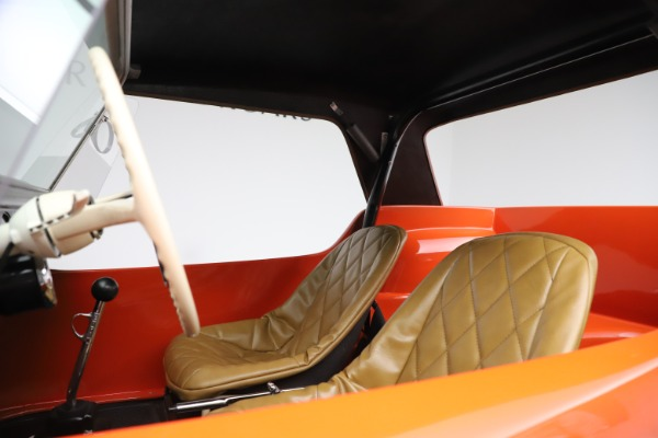 Used 1966 Meyers Manx Dune Buggy for sale $65,900 at Pagani of Greenwich in Greenwich CT 06830 16