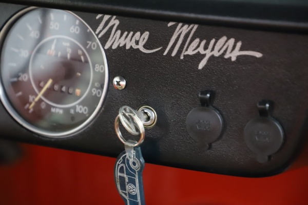 Used 1966 Meyers Manx Dune Buggy for sale $65,900 at Pagani of Greenwich in Greenwich CT 06830 20