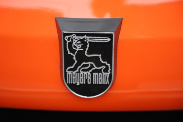Used 1966 Meyers Manx Dune Buggy for sale $65,900 at Pagani of Greenwich in Greenwich CT 06830 22