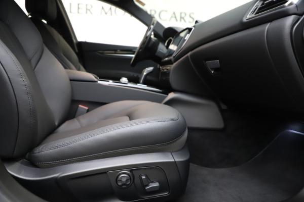New 2019 Maserati Ghibli S Q4 for sale $91,165 at Pagani of Greenwich in Greenwich CT 06830 22