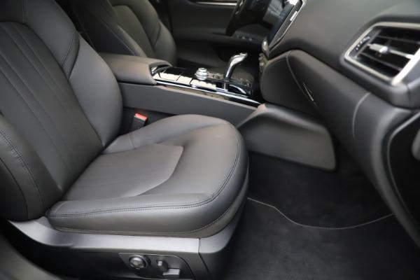 New 2019 Maserati Ghibli S Q4 for sale $91,165 at Pagani of Greenwich in Greenwich CT 06830 23