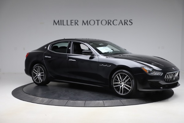 New 2019 Maserati Ghibli S Q4 for sale $91,165 at Pagani of Greenwich in Greenwich CT 06830 10
