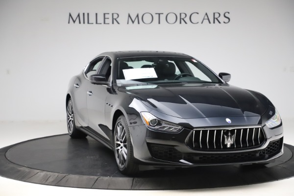 New 2019 Maserati Ghibli S Q4 for sale $91,165 at Pagani of Greenwich in Greenwich CT 06830 11