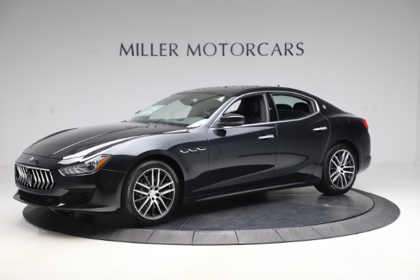 New 2019 Maserati Ghibli S Q4 for sale $91,165 at Pagani of Greenwich in Greenwich CT 06830 2