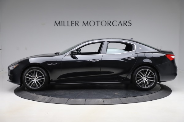 New 2019 Maserati Ghibli S Q4 for sale $91,165 at Pagani of Greenwich in Greenwich CT 06830 3