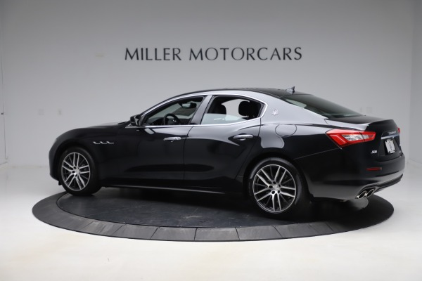 New 2019 Maserati Ghibli S Q4 for sale $91,165 at Pagani of Greenwich in Greenwich CT 06830 4