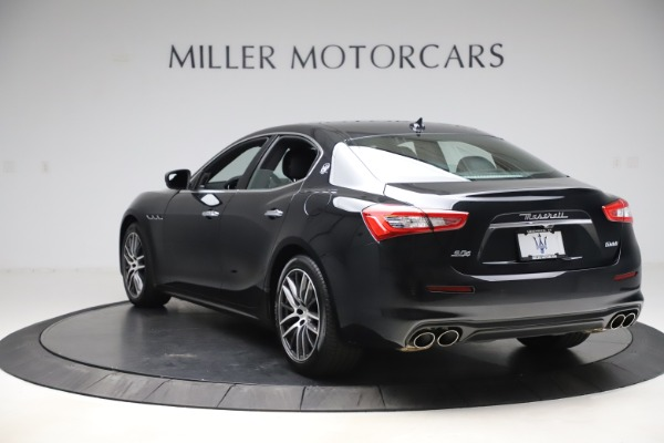 New 2019 Maserati Ghibli S Q4 for sale $91,165 at Pagani of Greenwich in Greenwich CT 06830 5