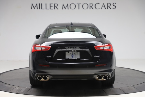 New 2019 Maserati Ghibli S Q4 for sale $91,165 at Pagani of Greenwich in Greenwich CT 06830 6